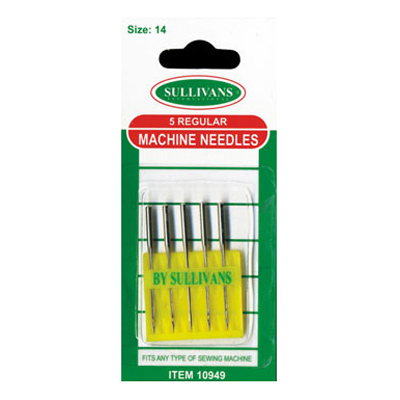 M/NEEDLES BUDGET REGULAR 14 H/S