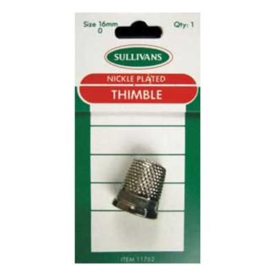 Sullivans Open End Thimble Small