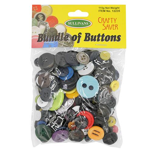 Assorted Buttons : Sullivans International