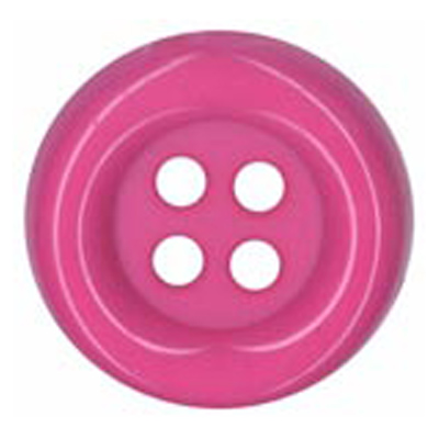 BUTTON 49MM HOT PINK 15 / $ 3.49 ea.