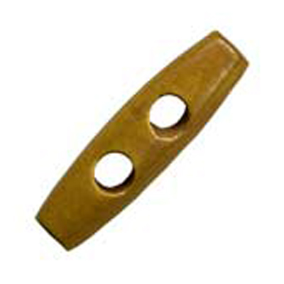 TOGGLE WOODEN 30MM 20 / $ 3.29 ea.