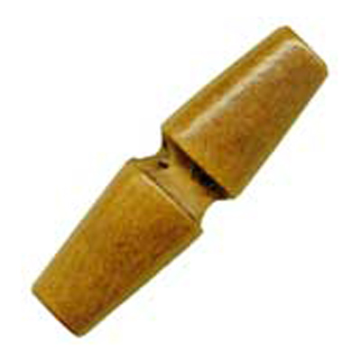 TOGGLE WOODEN 30MM 20 / $ 3.49 ea.