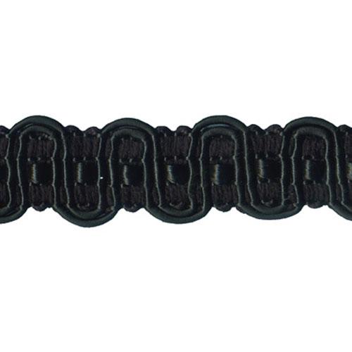 BRAID 20MM 246-03 BLACK