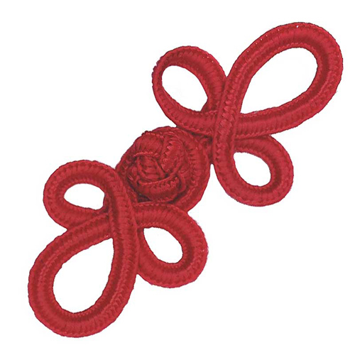 FROG CLOSURES RED
