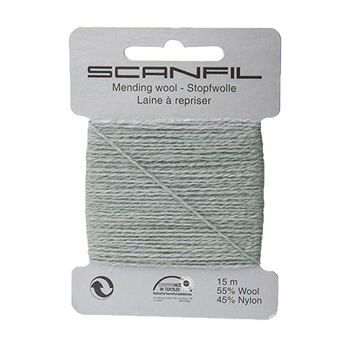 SCANFIL MENDING WOOL SCL/GRY