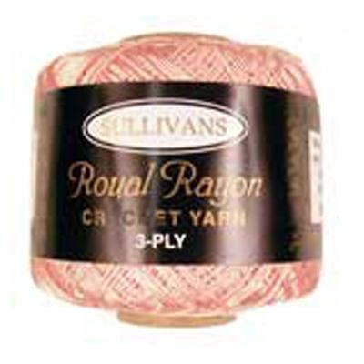 ROYAL RAYON CROCHET LIGHT PINK