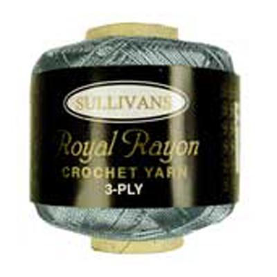 ROYAL RAYON CROCHET SAGE