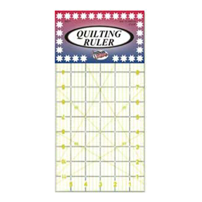 QUILTER RULER 24 X 6