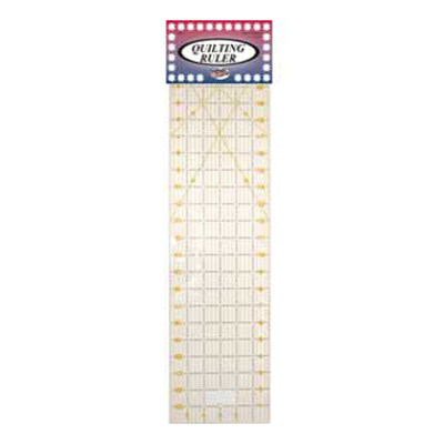 QUILTER RULER 12 X 6