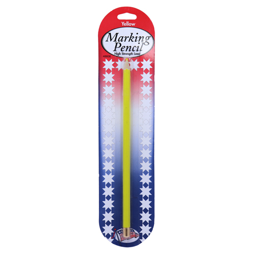 QUILTERS MARKING PENCIL YELLOW