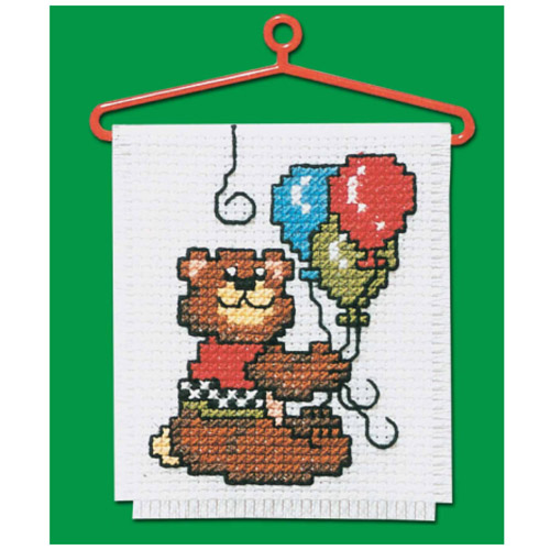 CROSS STH KIT BEAR & BALLOON