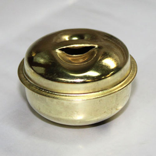 JINGLE BELLS 18MM GOLD 12PP