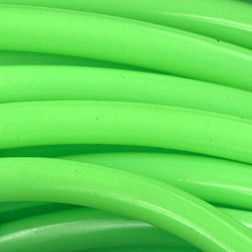 PLASTIC TUBING 2M MINT GREEN