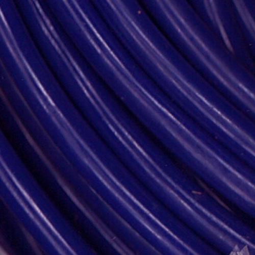 PLASTIC TUBING 2M ROYAL BLUE