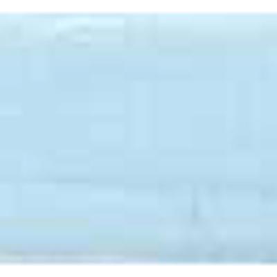 RIBBON KNIT NYLON 25MM BABY BLUE