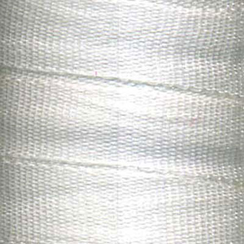 RIBBON SILK 4MM WHITE