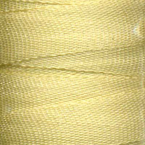 RIBBON SILK 4MM BISCUIT