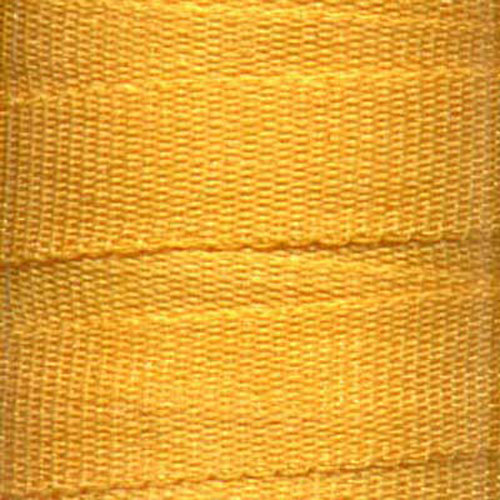 RIBBON SILK 4MM YELLOW