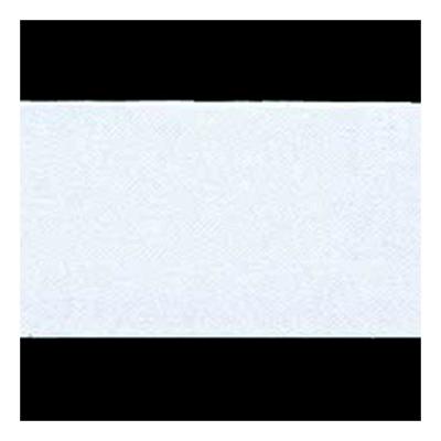 RIBBON CUT EDGE 25MM WHITE