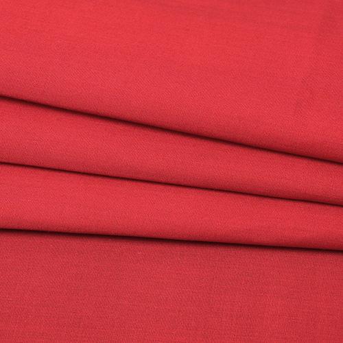 FABRIC POLYPOP RED 006 112CM