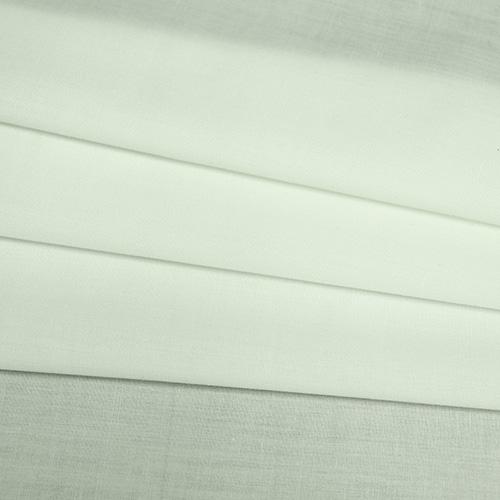 FABRIC POLYPOP OFF WHITE 112CM