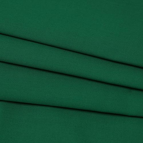 FABRIC POLYPOP XMAS GREEN 112CM