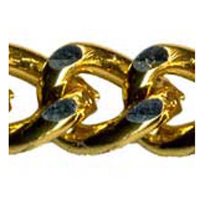 DIAMOND CHAIN 1MM GOLD