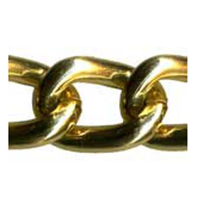 PLAIN CHAIN GOLD