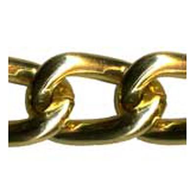PLAIN CHAIN 2.5MM GOLD