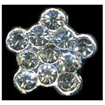 DIAMONTES BUTTON 9MM 10 / $ 10.99 ea.