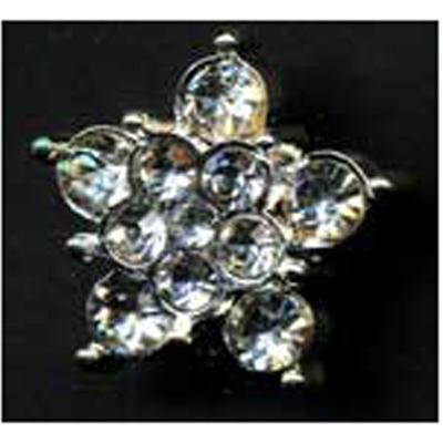 DIAMONTES BUTTON 18MM 10 / $ 18.99 ea.