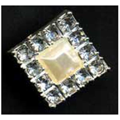 DIAMONTES BUTTON 13MM 10 / $ 18.99 ea.