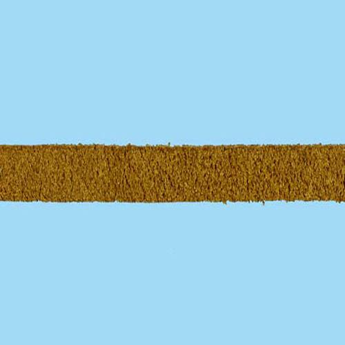 PU LEATHER THONGING-4mm TAN