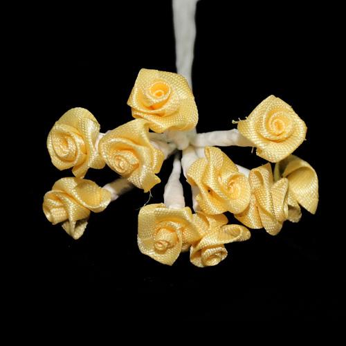 FLOWER SMALL SINGLE YELLOW