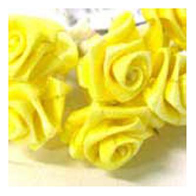 FLOWER BIG SINGLE LEMON