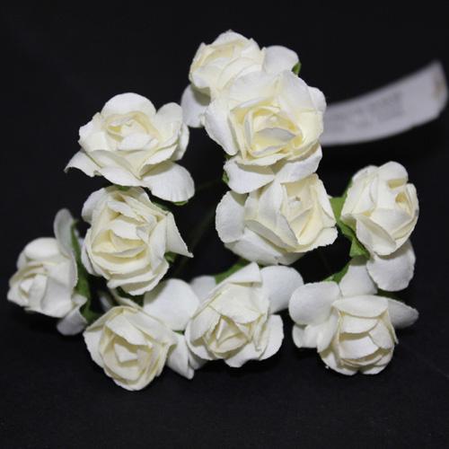FLOWER SMALL ROSE CREAM