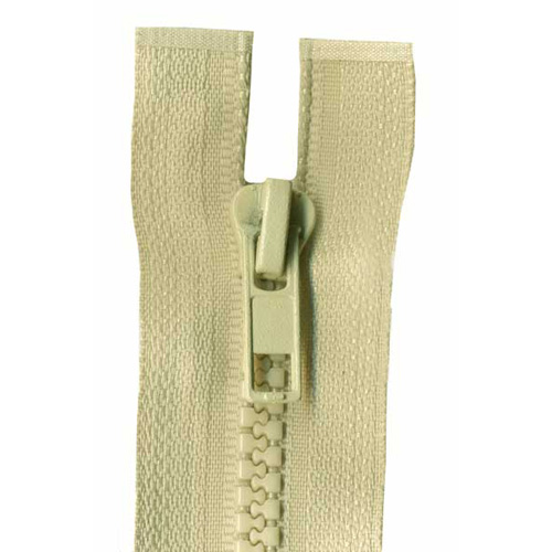 CHUNKY O/ END ZIP 25CM 551 BISC